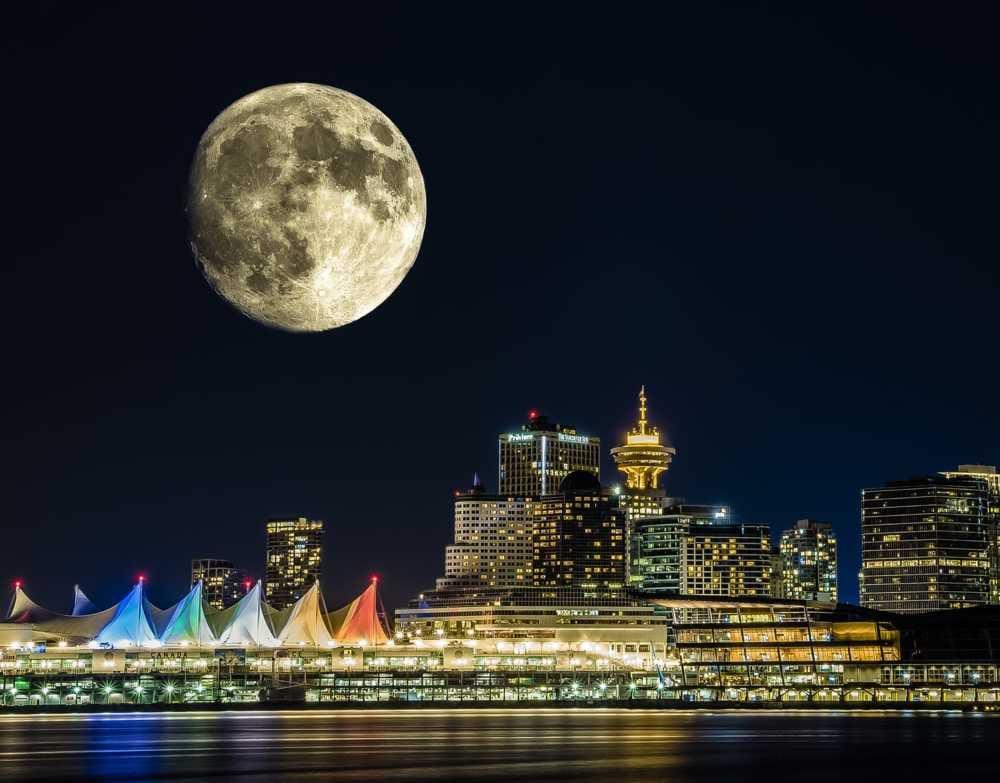 Superfluous Moon