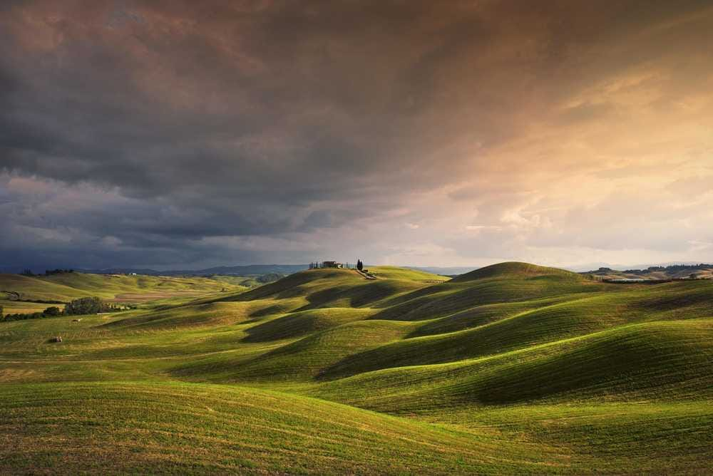 Soft Hills Italy
